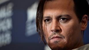 Johnny Depp részegen forgatta a Karib-tenger kalózai új részét