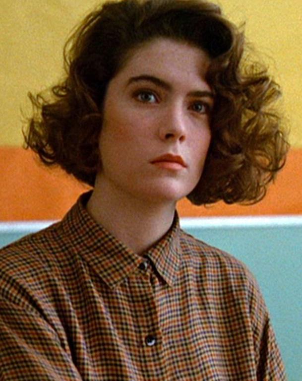 Lara Flynn Boyle így nézett ki 25 évvel ezelőtt a Twin Peaksben.