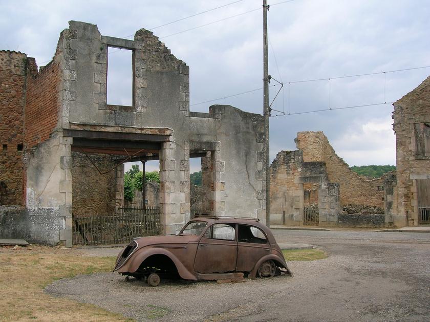 A faluból mindenkit elhurcoltak, függetlenül attól, érintett volt-e az ellenállásban