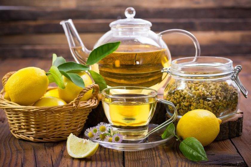 citrom kamilla tea 1