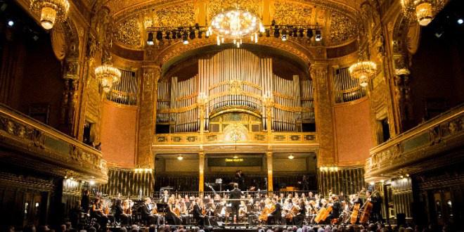 A Zeneakadémia nagyterme