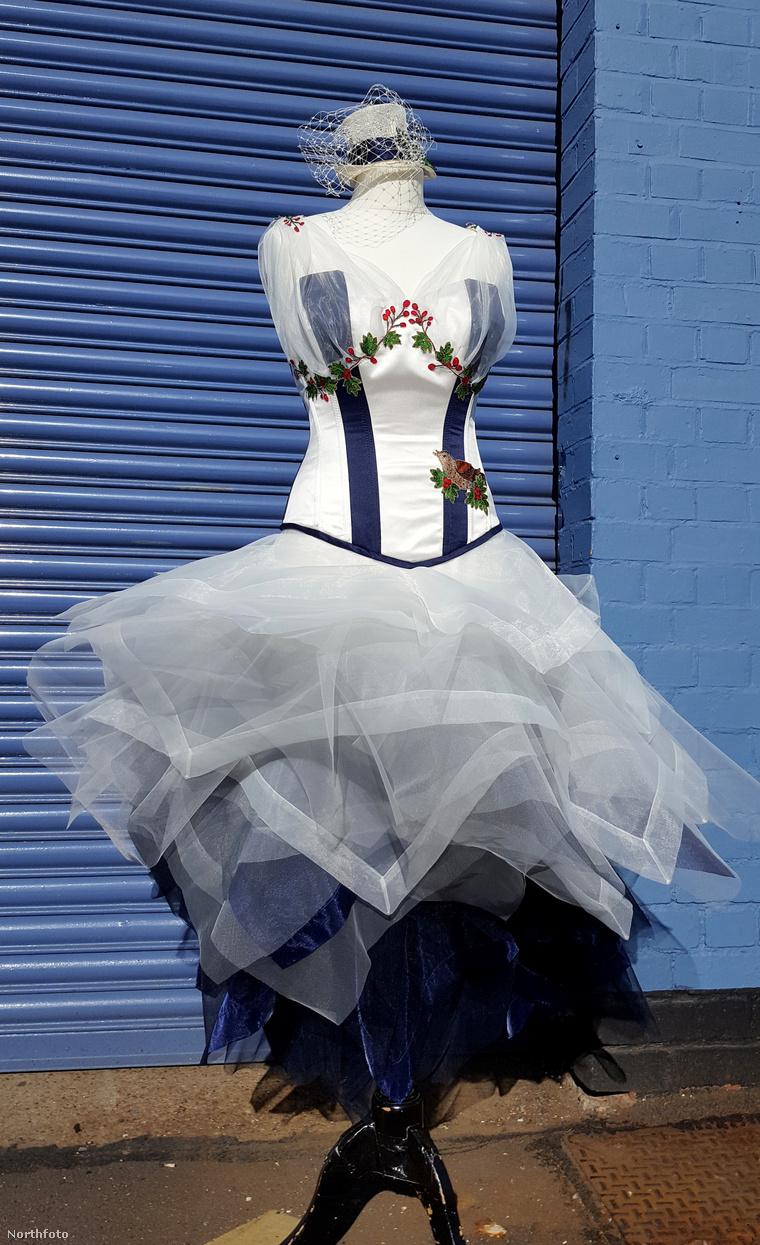 A menyasszonyi ruha a menyasszony nélkül