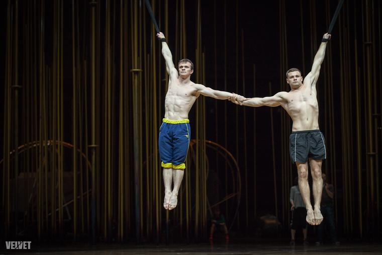 Dmitry Lykov és Kirill Liannoy.