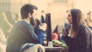 Kínos kérdés első randin, egy kedvesnek tűnő lánytól