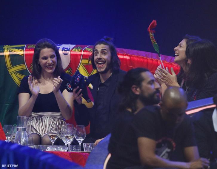 Salvador Sobral nyerte a 2017-es Eurovíziós Dalfesztivált
