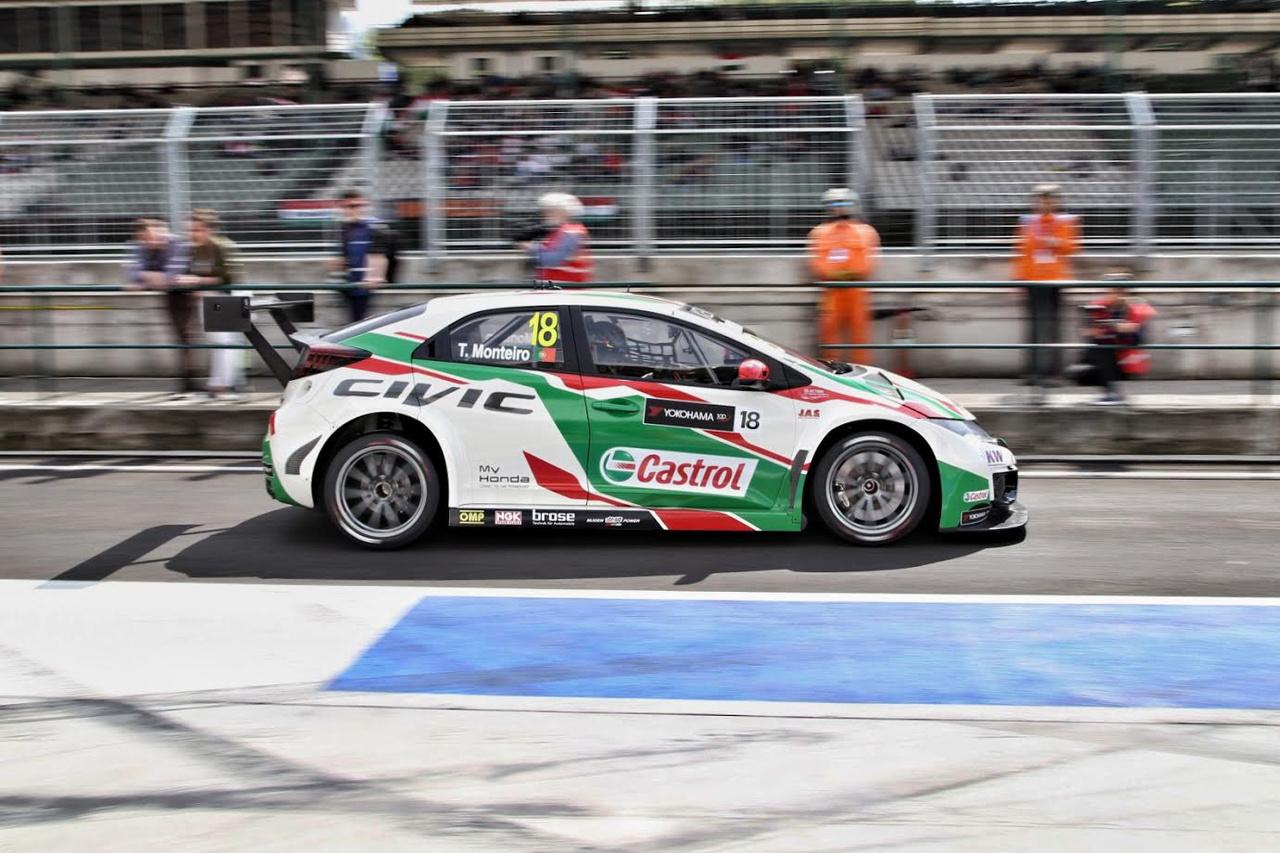Monteiro mentette a Honda becsületét, újabb futamgyőzelmet húzott be az első futamon, növelve előnyét a világbajnokságért folyó harcban