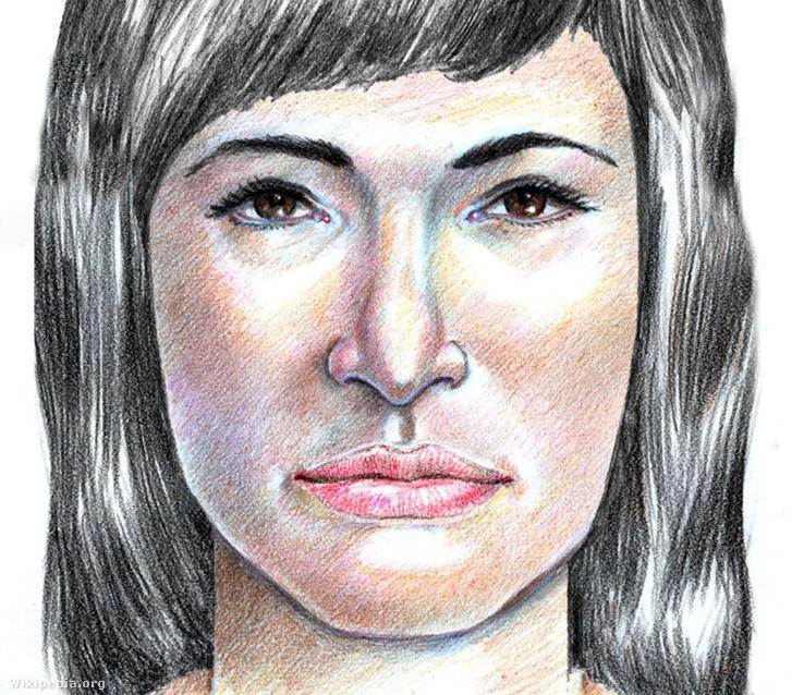 A nő fantomképe