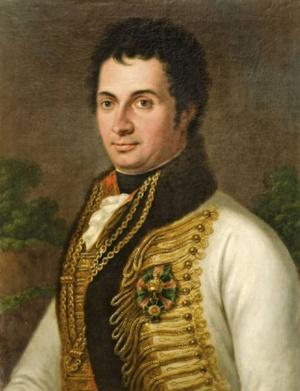 Csekonics József (kép: wikipedia)