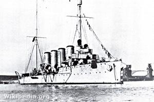 Az SMS Novara, Horthy Miklós gyorscirkálója