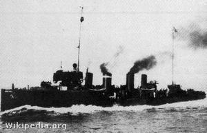 A Csepel torpedoromboló