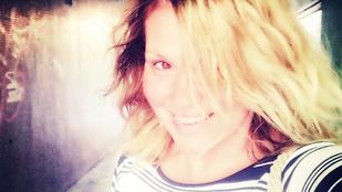 Liptai Claudia kicsit megváltozott: a szeme banán, a haja bárány lett
