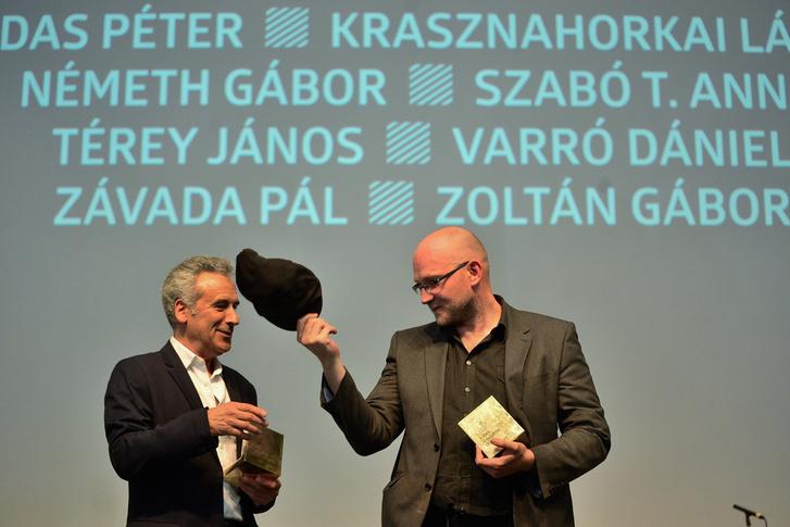 Libri díj nyertesek 2017