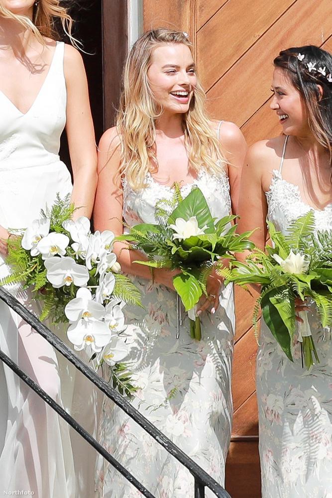 Így történt ez egy barátnője  hawaii esküvőjén is