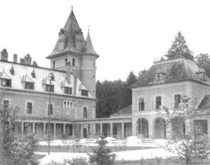 Károlyi-kastély, Parádsasvár (fotó: utisugo.hu)