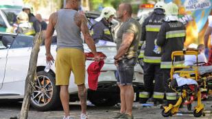 Megszólalt a Mercedes sofőrje: bevágott elém a Citroën