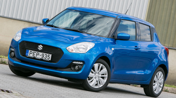 Suzuki Swift 1.2 GL+ - 2017.