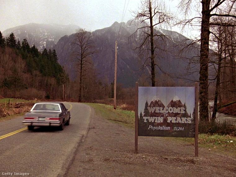 Minden út Twin Peaks-be vezet.