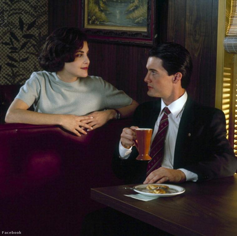 Cooper ügynök és Audrey sorozatbéli románcát maga a Coopert alakító MacLachlan torpedózta meg, mondván, a középkorú FBI-os és a 18 éves lány közötti szerelem nem volna helyénvaló
