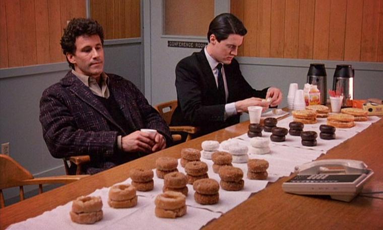 A világon messze Twin Peaks-ben fogy a legtöbb fánk.A Wagon Wheel Bakery több mint 1200 fánkot készít naponta