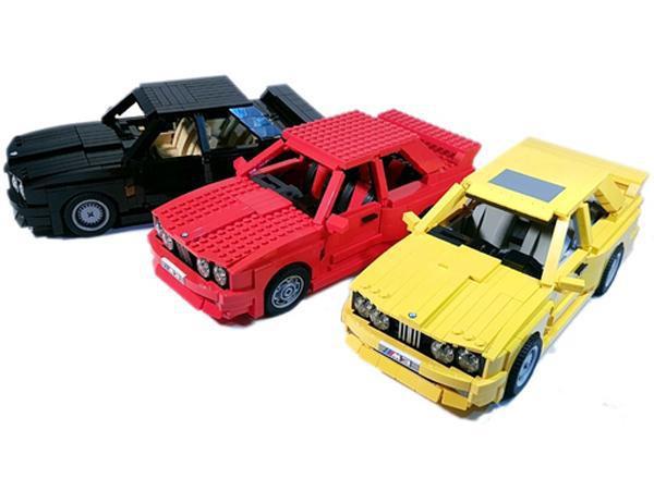 Lego BMWE30M3 09