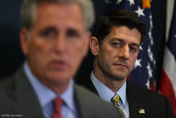 Paul Ryan és Kevin McCarthy