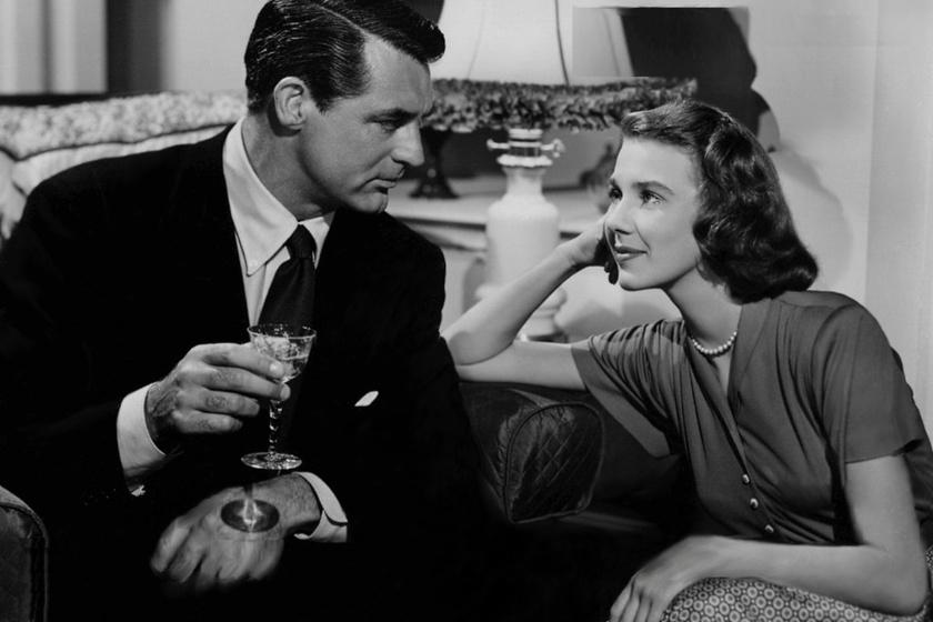 Cary Grant és Betsy Drake.