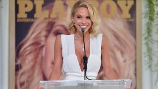 Hiába próbálja elkerülni a börtönt az idős nőt porig alázó Playboy-modell