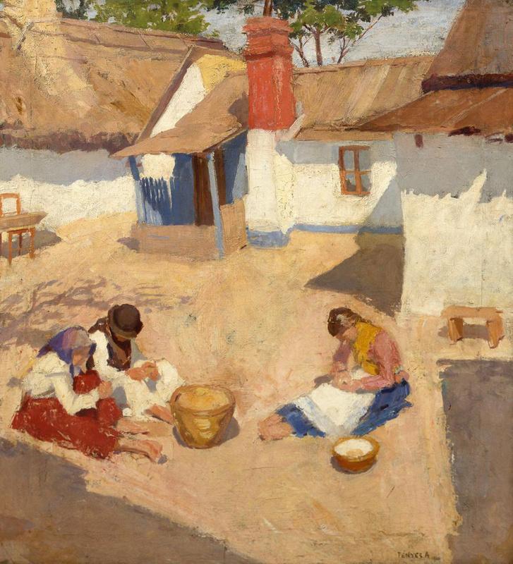 Babfejtők, 1904