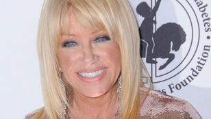Suzanne Somers boldog házasságban él 40 éve, a titka szerinte a mindennapi szex