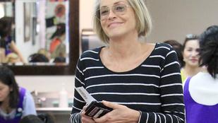 Felismerné a képek alapján Sharon Stonet?