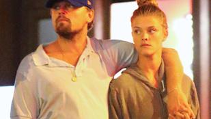 Közös megegyezéssel szakított modell csajával Leonardo DiCaprio