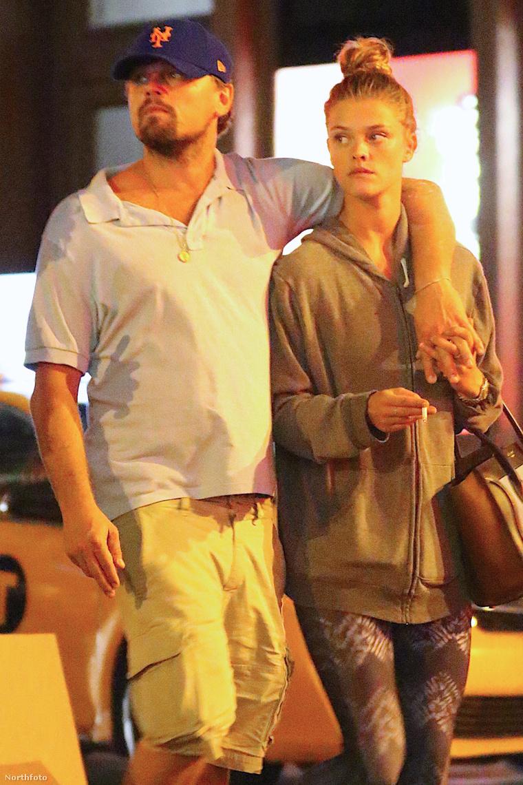 Leonardo DiCaprio és Nina Agdal
