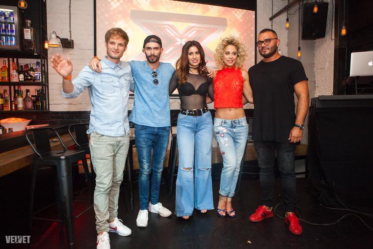 Az X-Faktor sajótájékoztatójára is ellátogattunk, ahol kiderült, hogy Kiss Ramóna lesz a műsorvezető, és Radics Gigi is benne lesz a zsűriben