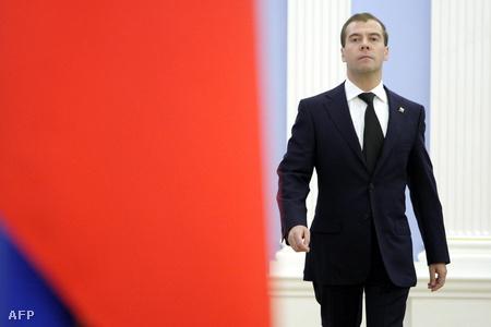 Dmitrij Medvegyev
