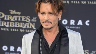 Johnny Depp legfurcsább szexélménye egy autó csomagtartójához kötődik