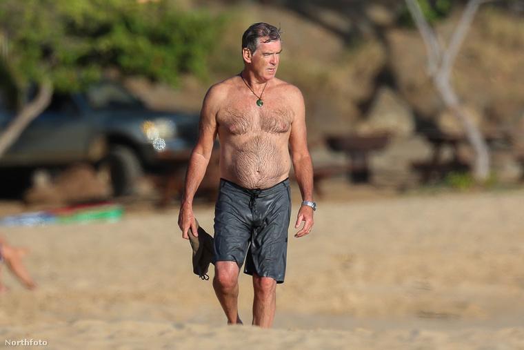 A most 64 éves Brosnan a 2008-as Mamma Mia! óta nem csinált különösebben fontos filmet, inkább aktív nyugdíjas életet él, amibe azért néha belefér egy-egy kisebb szereplés.