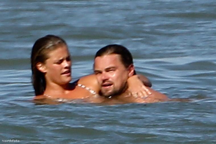Mintha csak tegnap lett volna, hogy Leonardo DiCaprio összejött Nina Agdallal.