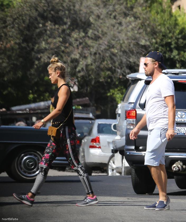 Igaz, hogy nem pakolták ki a kirakatba a kapcsolatukat, de azért van egy-két fotó, ami bizonyítja, hogy együtt voltak.