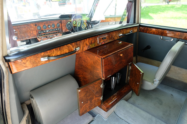 Az 1976-os Daimler DS420G korábban Norwich főpolgármesterének autója volt