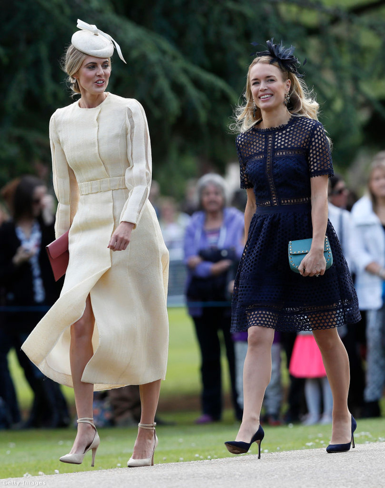 Elég nagy esemény ünnepeltek szombaton a britek és főleg a királyi ház, ugyanis ma férjhez ment Pippa Middleton
