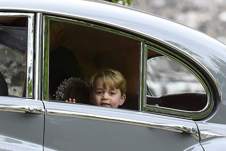 György herceg így futott be.