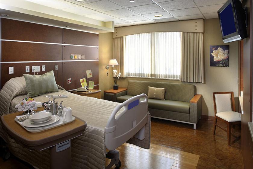 Malajziában van a Kedah Medical Center, ahol igazi angol reggelit szolgálnak fel igény szerint, ha azt kívánja a beteg.