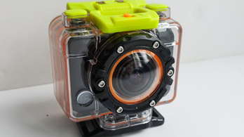 Teszt: Silvercrest Wifi Sports Action Camera