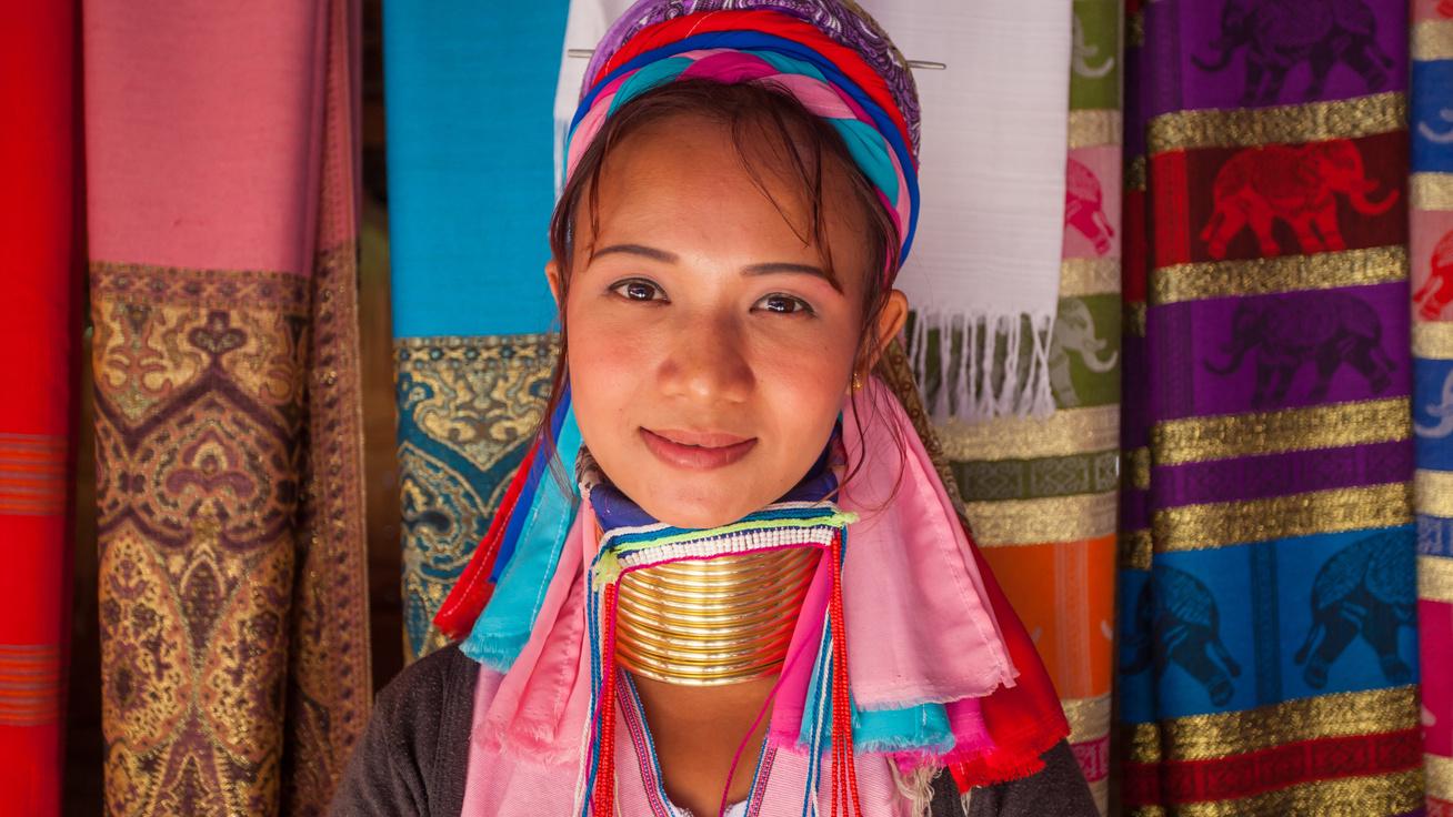 kayan-nő