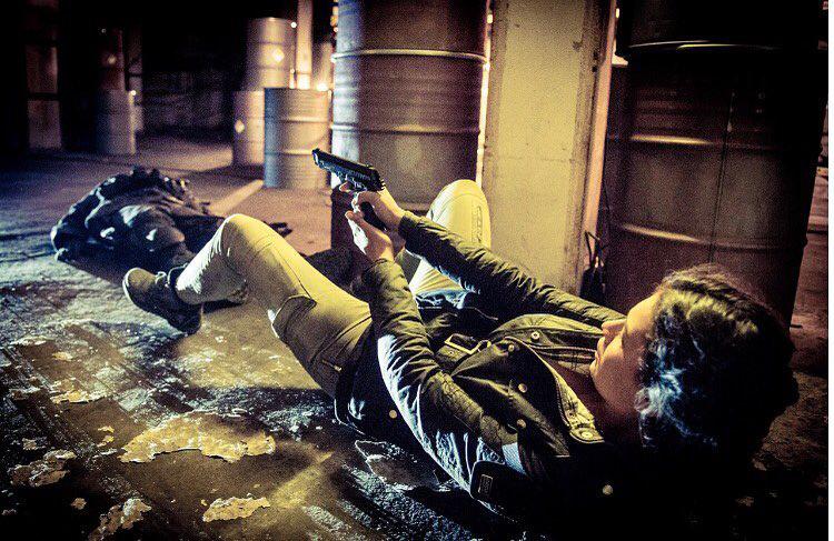 Ross a One Shot Left című filmben