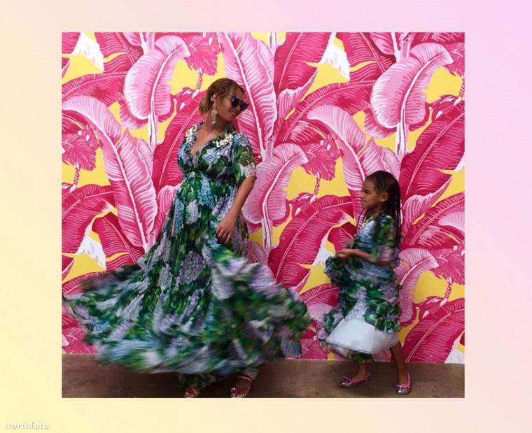 A babaváró buliról már posztolt néhány képet az Instagramján Beyoncé, de most mutatunk néhány fotót, ami a helyszínen készült
