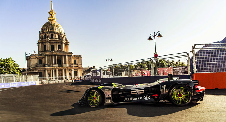 Roborace-Paris