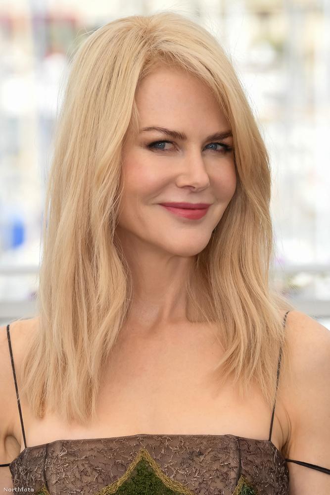 Nicole Kidman a 70