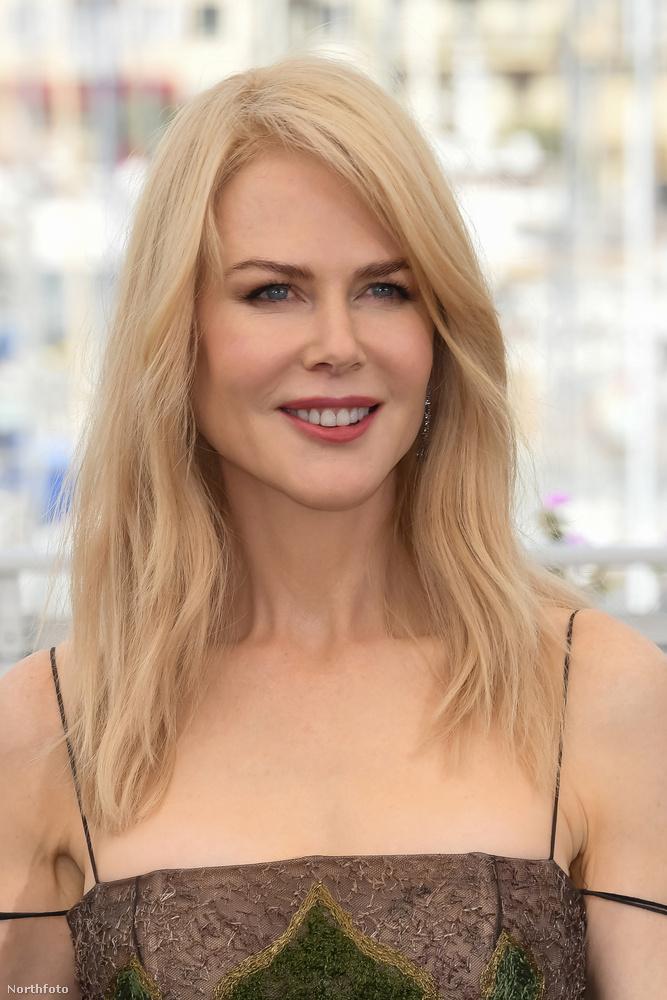Az Oscar-díjas színésznő játssza a főszerepet Sofia Coppola Csábítás című filmjében, amely a fődíjért, az Arany Pálmáért versenyez