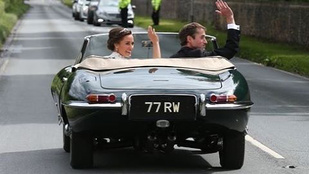 Pippa Middletonék Marlon Brando volt magánszigetén töltik a mézesheteket